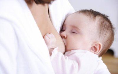 «Застудила» грудь во время кормления