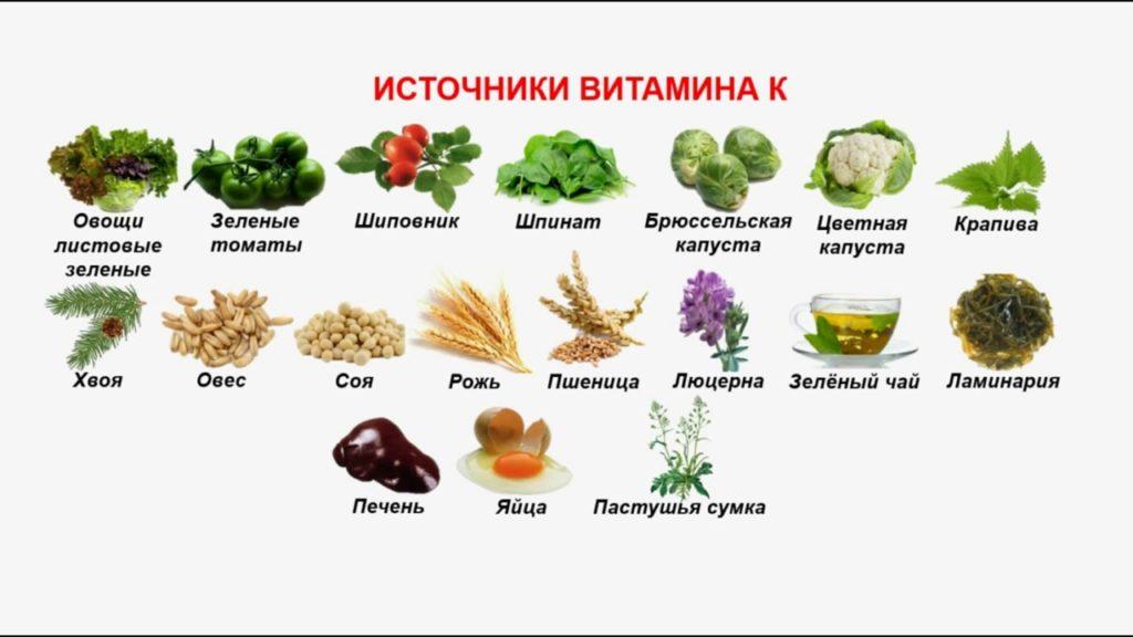 витамин К для новорожденных